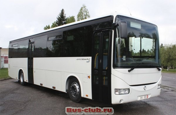 фотография  автобуса Irisbus Recreo 12.8M 7.8 D (310 Hp) Bus-club.ru