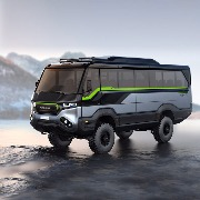 Off road bus