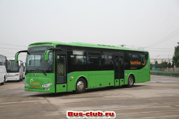 фотография  автобуса Ankai HFF6121KZ Bus-club.ru
