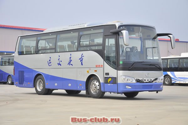 фотография  автобуса Ankai HFF6901KZ-8 Bus-club.ru