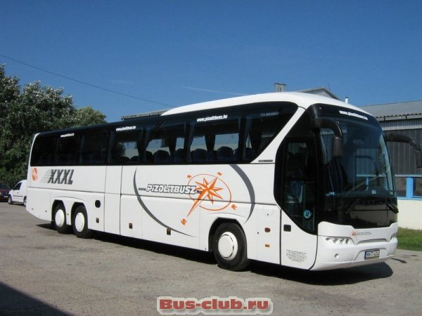 фотография  автобуса Neoplan Tourliner SHD L Bus-club.ru