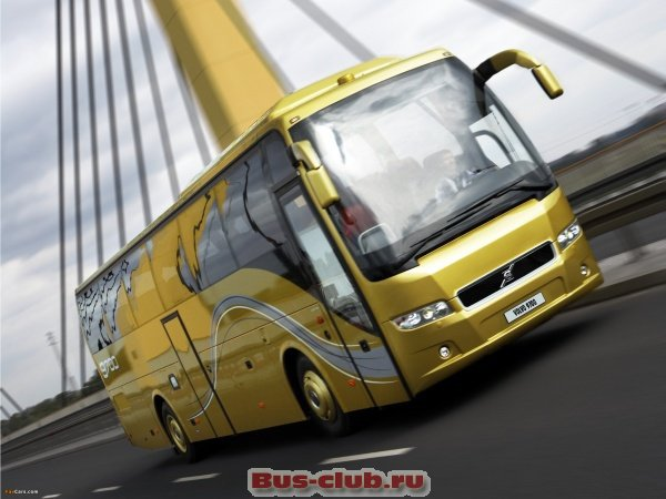 фотография  автобуса Volvo 9700 (4x2) 10m Bus-club.ru