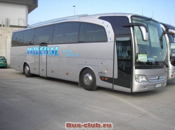 фотография  автобуса Mercedes-Benz Travego RHD 15 RHD Bus-club.ru