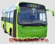 фотография  автобуса Mudan MD6750 Hopper 4.75 CA4DF2-13 Bus-club.ru