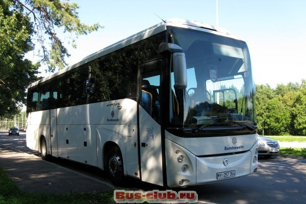 фотография  автобуса Irisbus Evadys 12M 7.8 D (350 Hp) Bus-club.ru