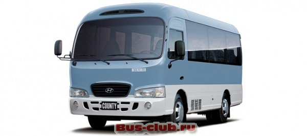 фотография  автобуса Автобус Hyundai County Bus-club.ru
