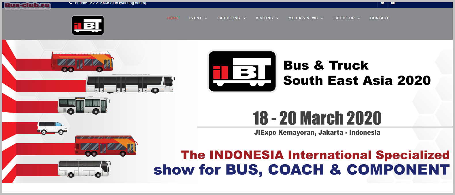 Bus&Truck South East Asia 2020