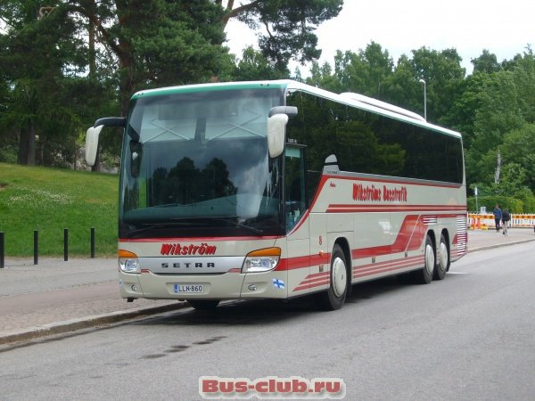 фотография  автобуса Setra S416 GT-HD (6x2) Bus-club.ru