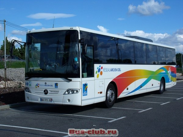 фотография  автобуса Mercedes-Benz Intouro M OM 926 LA Bus-club.ru