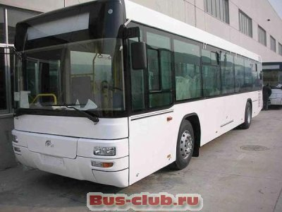 фотография  автобуса Yutong ZK6118HGА 8.9 (Cummins ISLe 290 30) Bus-club.ru