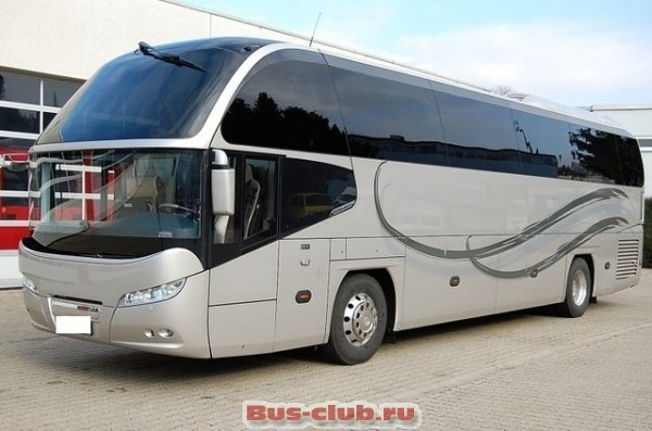 фотография  автобуса Neoplan Cityliner N 1216 HD Bus-club.ru