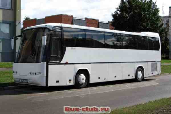 фотография  автобуса NEOPLAN 316 SHD Bus-club.ru