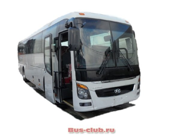 фотография  автобуса Hyundai Universe Express Luxury Bus-club.ru