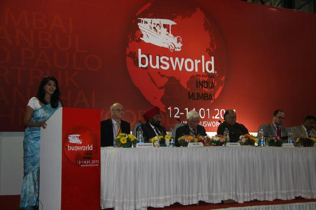 Busworld India Bengaluru 2016